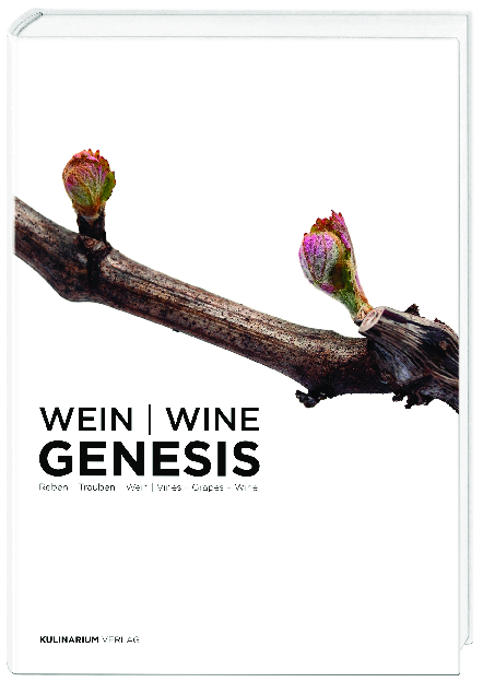 This picture shows the book Wein | Wine Genesis