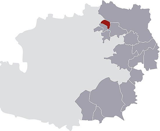 A picture shows the Kamptal DAC region